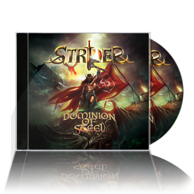 DOMINION OF STEEL (CD)BUY HERE